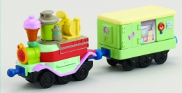 Chuggington - Diecast Frostini's Ice Cream Cars